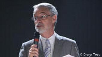 Dieter Topp Präsident des KulturForums Europa
